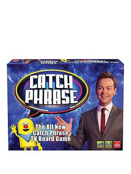 Vivid Games Catch Phrases Board Game