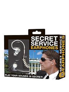 secret-service-earphones