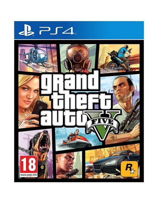 bc0cad500 Playstation 4 Grand Theft Auto V