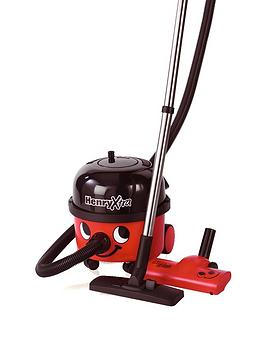 Image of Numatic International Hvx-200/A2 Henry Xtra Bagged Cylinder Vacuum Cleaner