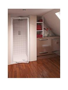 aqualux-aqua-4-pivot-shower-door-in-a-choice-of-2nbspwidths-clear