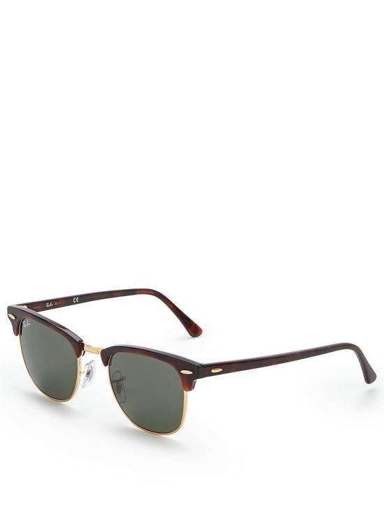 0b5b00fbd Ray-Ban Clubmaster Sunglasses | very.co.uk