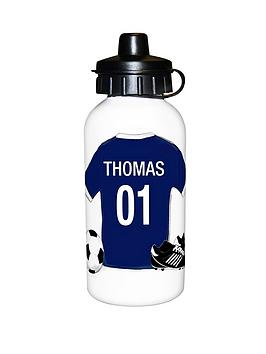 personalised-football-drinks-bottle