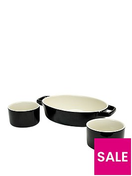 swan-3-piece-oven-to-tableware-set-black