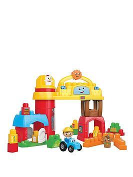 megabloks-first-builders-bobby-barn-musical-farm