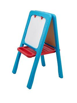 early-learning-centre-art-easel-blue
