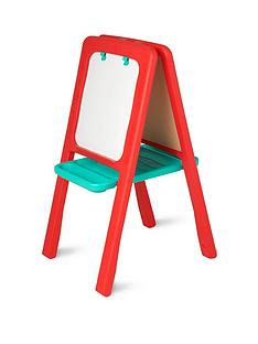 early-learning-centre-art-easel-red