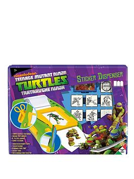 teenage-mutant-ninja-turtles-sticker-dispenser
