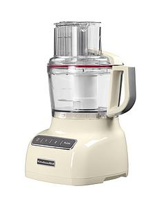 KitchenAid 5KFP0925BAC 2.1L Food Processor - Cream