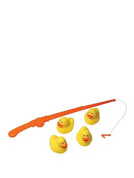 hook-a-duck-bath-game