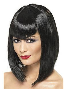 halloween-ladies-vamp-black-wig