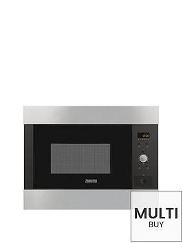 zanussi-zbm26542xa-60cm-built-in-microwave-oven-stainless-steel