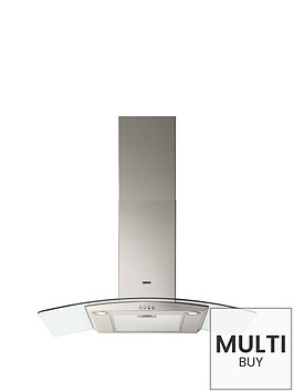 zanussi-zhc9234x-90cm-built-in-cooker-hood-stainless-steel