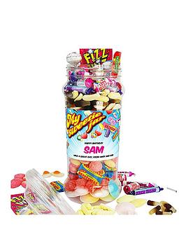 personalised-retro-sweet-jar-1kg