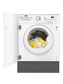 Zanussi Zwt71201Wa 7Kg Wash, 4Kg Dry, 1200 Spin Integrated Washer Dryer Review thumbnail