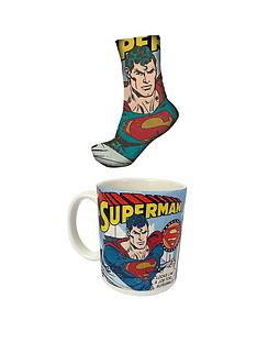 superman-print-mug-and-socks