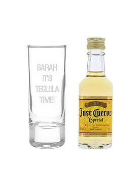 personalised-shot-glass-and-tequila