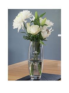 personalised-floral-design-barrel-vase