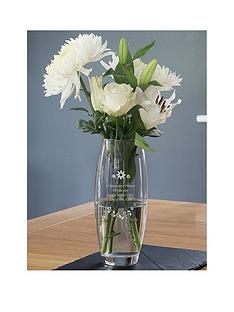 the-personalised-memento-company-personalised-floral-design-barrel-vase