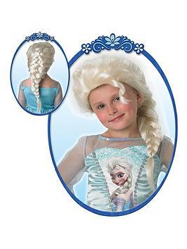disney-frozen-elsa-snow-queen-wig