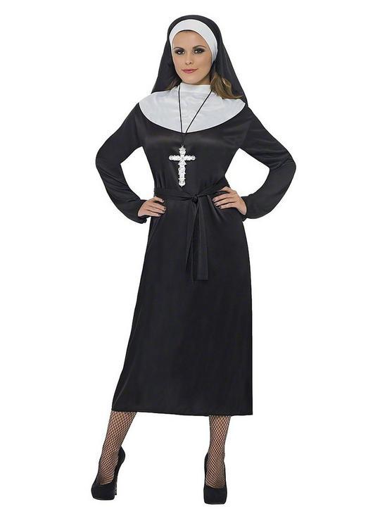 bfb3ae8b63d Ladies Nun Costume