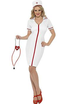 ladies-white-nurse-costume