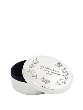 personalised-butterfly-trinket-box