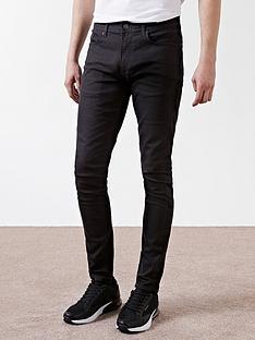 sports shoes ec071 04ebe River Island Skinny Stretch Jeans - Black