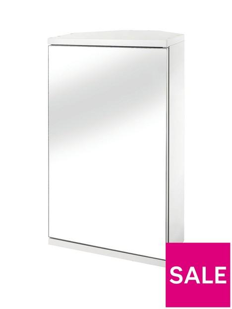 croydex-simplicity-single-door-corner-cabinet