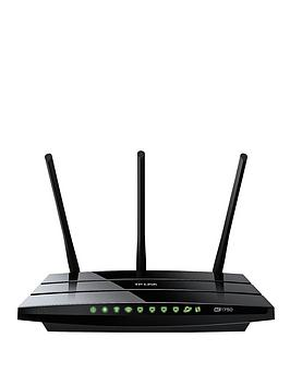 tp-link-ac1750-dual-band-gigabit-router-for-cable-black