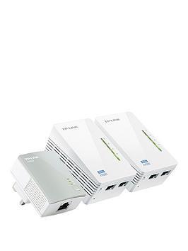 tp-link-av600-powerline-triple-kit-with-300mbps-wi-fi-white