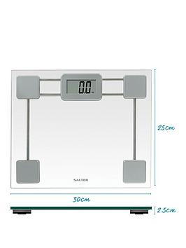 Salter Compact Glass Electronic Scales