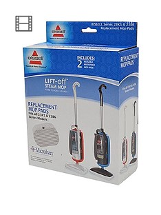 bissell-7399e-lift-off-steam-mop-pad