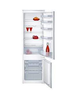 Neff K8524X8Gb 55Cm Integrated Fridge Freezer - White Best Price, Cheapest Prices