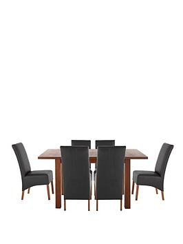 primo-120-160-cm-extending-dining-table-6-eternity-chairs