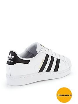 Adidas Superstar Junior Size 4