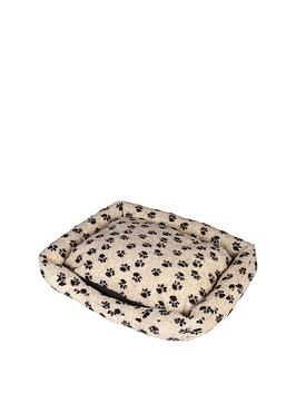 paw-print-pet-bed