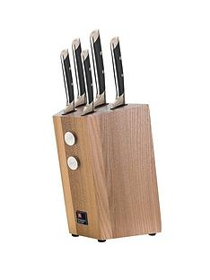 amefa-rvision-richardson-sheffield-5-piece-knife-block