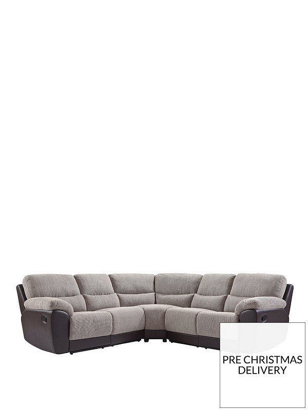 new concept 2c713 93a2d Santori Reclining Corner Group Sofa