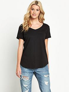 Black | T-Shirts | Tops & t-shirts | Women | www.very.co.uk