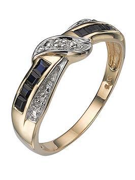 love-gem-9-carat-yellow-gold-diamond-set-sapphire-eternity-ring