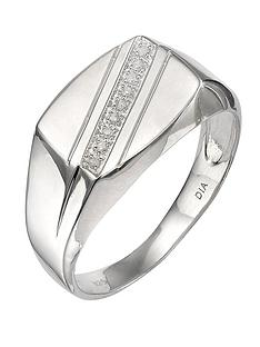 love-diamond-sterling-silver-5-point-diamond-mens-signet-ring