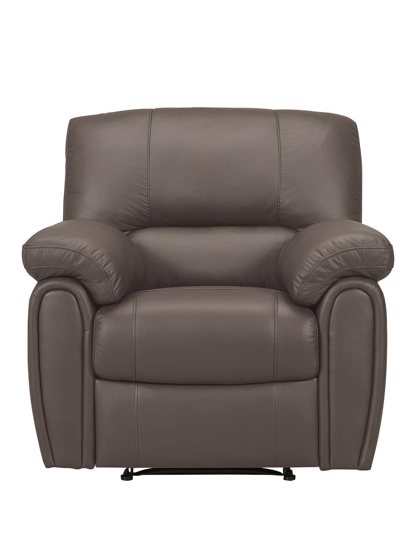 nike blazer burgundy leather recliner