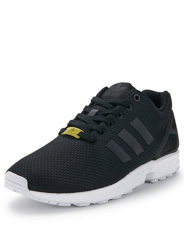 crazy price on feet at best authentic ZX Flux Mens Trainers