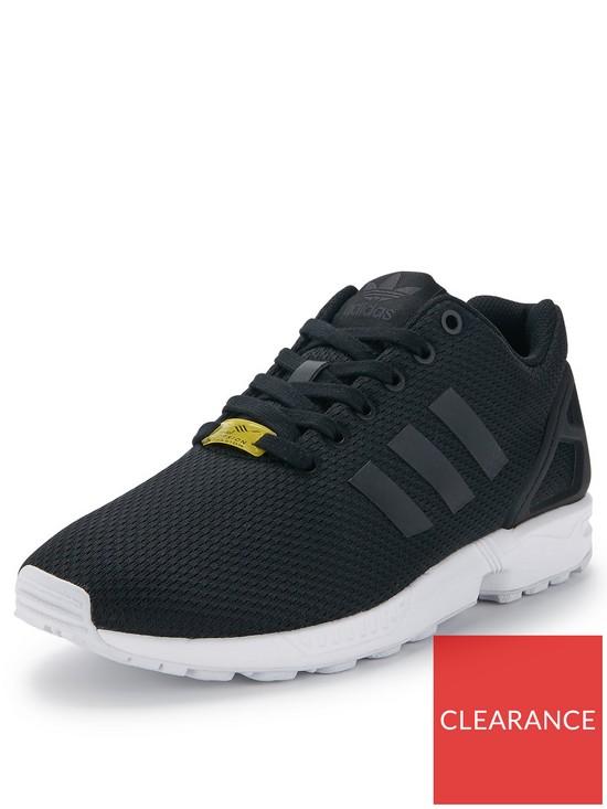 best website efdfc 21b6c adidas Originals ZX Flux Mens Trainers  very.co.uk