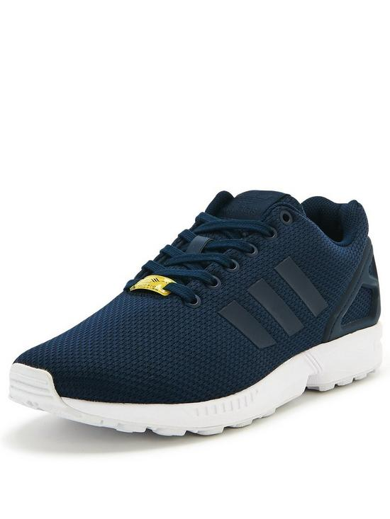 adidas originals zx flux zwart