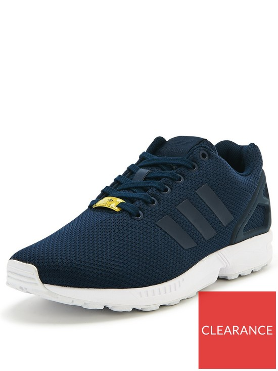 huge discount 71d2a 34c04 adidas Originals ZX Flux Mens Trainers
