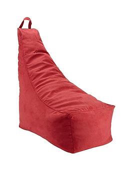 faux-suede-bean-seat