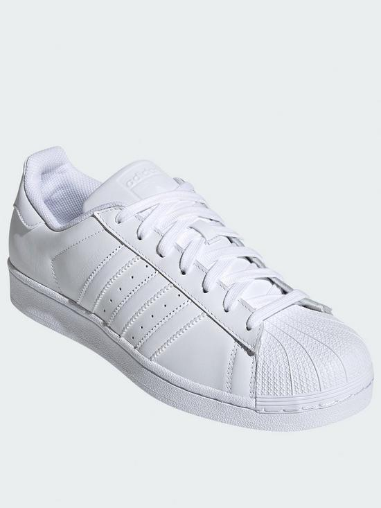 detailed look 87e0d 5dc42 adidas Originals Superstar Foundation Trainers