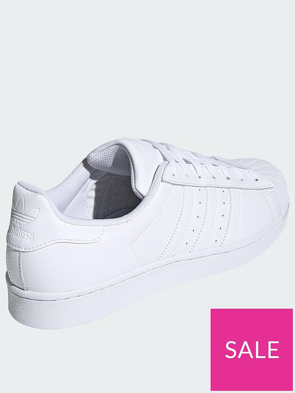 adidas ORIGINALS SUPERSTAR TRAINERS FOUNDATION SHELL TOE SHOES SNEAKERS LEATHER